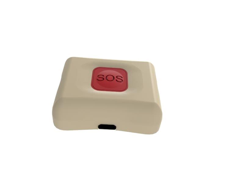 Render of the sensor (front)
