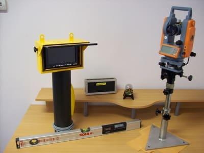 system teleoptyczny zestaw